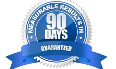 web traffic marketing icon 90 day guaranteed